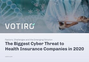 The Biggest Cyber Threat to Health Insurance Companies in 2020