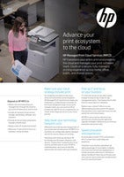 Advance your Print Ecosystem to the Cloud