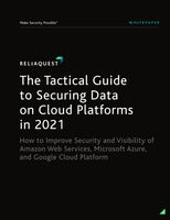 How to improve security and visibility of Amazon Web Services, Microsoft Azure, and Google Cloud Platform