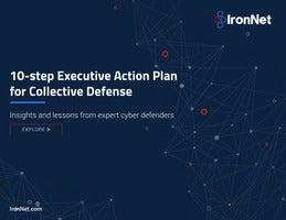 10 Step Executive Action Plan For Collective Defense