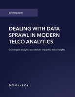 Dealing with Data Sprawl in Modern Telco Data Analytics