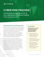 Aligning Cyber Risk with Business Risk