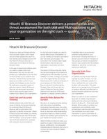 Hitachi ID Bravura Discover