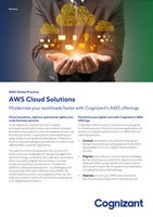 AWS Cloud Brochure