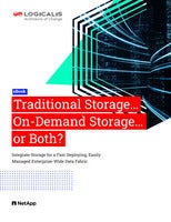 Traditional Storage, On-Demand Storage … or Both?