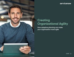 Creating Organizational Agility
