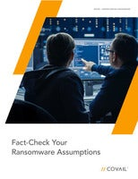 Fact-Check Your Ransomware Assumptions