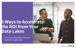3 Ways to Increase Your Data Lake ROI