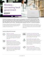 Wireless – connecting local government