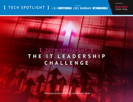 The IT leadership Challenge: Principles and Practices for Unpredictable Times