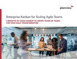 Enterprise Kanban for Scaling Agile Teams