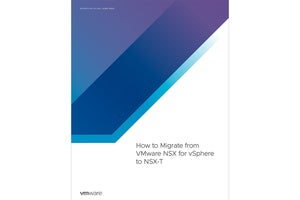 How to Migrate from VMware NSX for vSphere to NSX-T