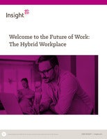 Welcome to the Future of Work: The Hybrid Workplace