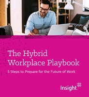The Hybrid Workplace Playbook: 5 Steps to Prepare for the Future of Work