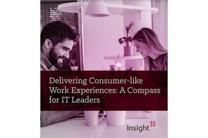 Delivering Consumer-like Work Experiences: A Compass for IT Leaders