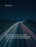 Global Telecommunications Leader Bolsters Customer Happiness by Delivering Reliable Services Supported by an End-to-End Observability Solution