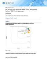 IDC MarketScape: Worldwide Mobile Threat Management Software, 2020 Vendor Assessment