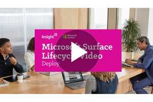Microsoft Surface Device Lifecycle Services: Deploy