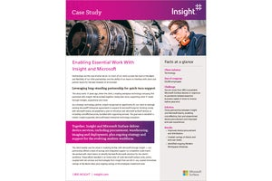 Enabling Essential Work With Insight and Microsoft