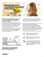 Best Practices For Creating The Workplace of The Future