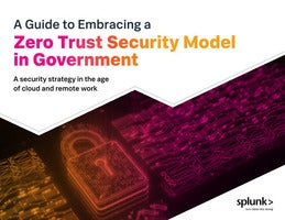 A Guide to Embracing a Zero Trust Security Model in Government