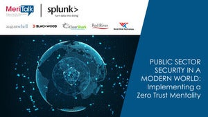 Public Sector Security in a Modern World: Implementing a Zero Trust Mentality