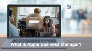 What is Apple Business Manager
