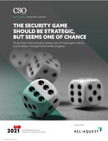 The Security Game should be Strategic, but Seems One of Chance