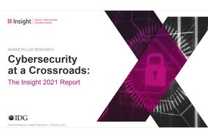 Report: Cybersecurity at a Crossroads
