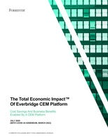 The Total Economic Impact? of Everbridge CEM Platform