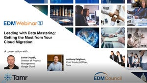 Leading with Data Mastering: Getting the Most from Your Cloud Migration