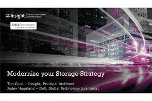 Creating a Modern Storage Strategy