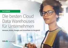 Die besten Cloud Data Warehouses für Unternehmen: Amazon, Azure, Google und Snowflake im Vergleich