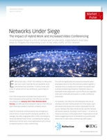 Networks Under Siege: The Impact Of Hybrid Work And Increased Video Events
