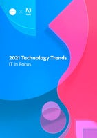 2021 Econsultancy Technology Trends report