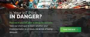 Is Your IoT Pilot in Danger?