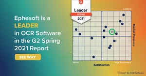 2021 G2 Grid for OCR Software Report