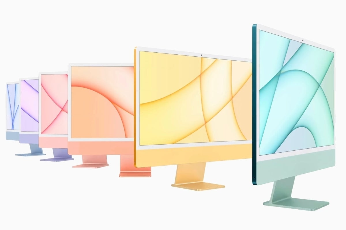 Why Apple's iMac M1 Is A Great Business Desktop