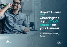 Choosing the right UCaaS solution for your business