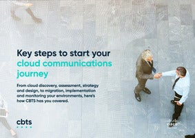 Key steps to start your cloud communications journey
