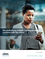 Revolutionizing Unified Communications solutions with the cloud