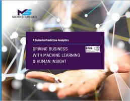 Driving Business with Machine Learning and Human Insight