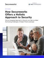 How Secureworks Offers a Holistic Approach to Security