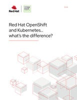 Red Hat OpenShift and Kubernetes... what's the difference?
