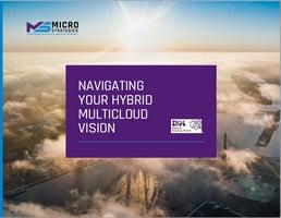 Navigating Your Hybrid Multicloud Vision