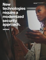 New technologies require a modernized security approach.