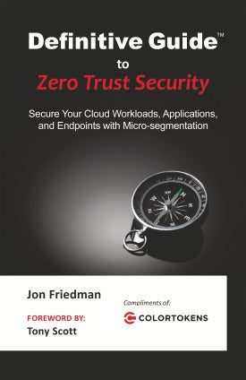 Definitive Guide to Zero Trust Security