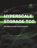 Hyberscale Storage TCO
