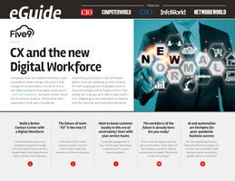 CX and the new Digital Workforce