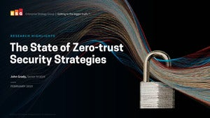 The State of Zero-trust Security Strategies
